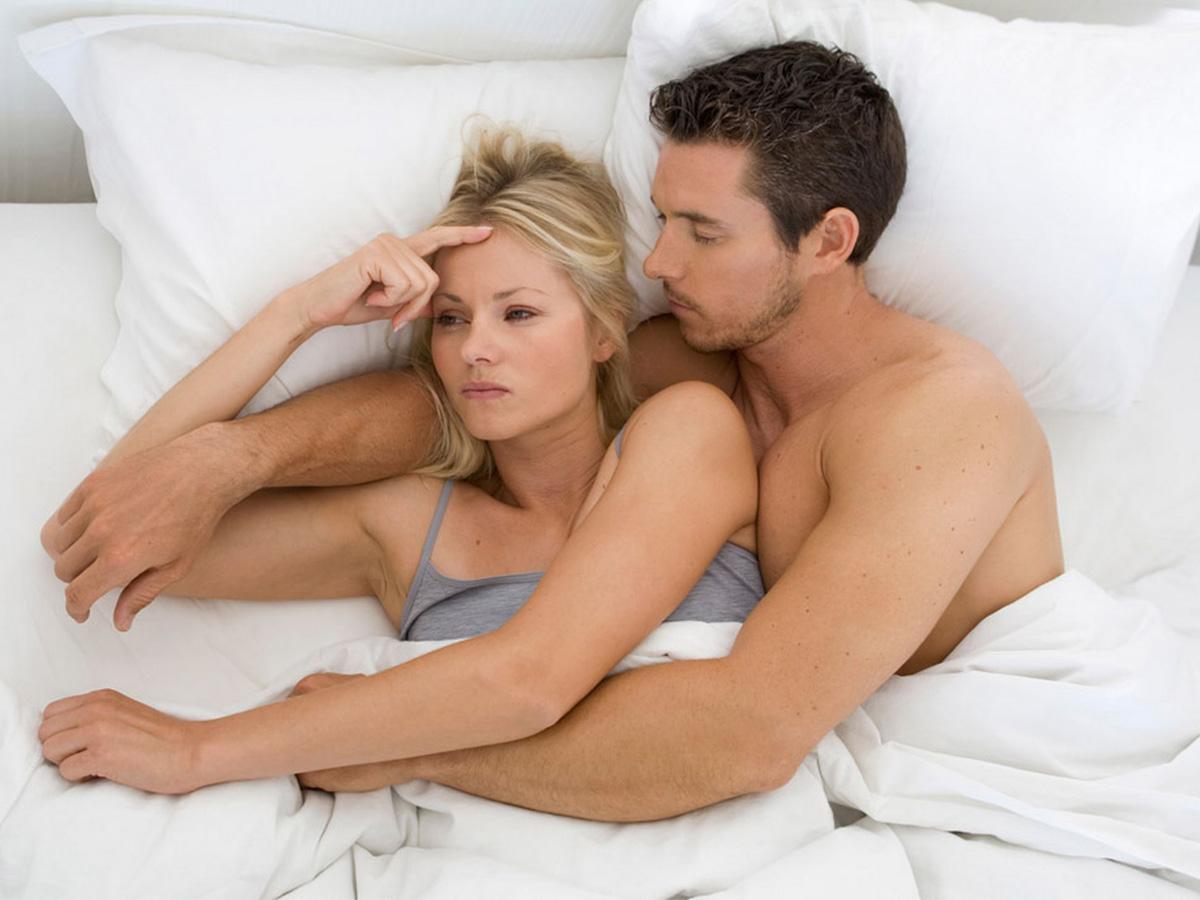 Может Быть Долгое Отсутствие Секса